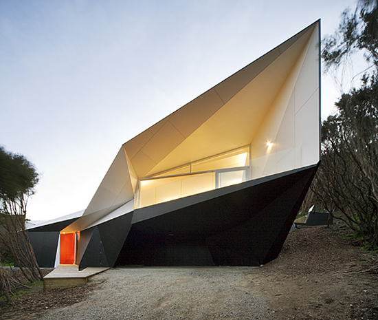 Klein Bottle House en Rye Australia 2