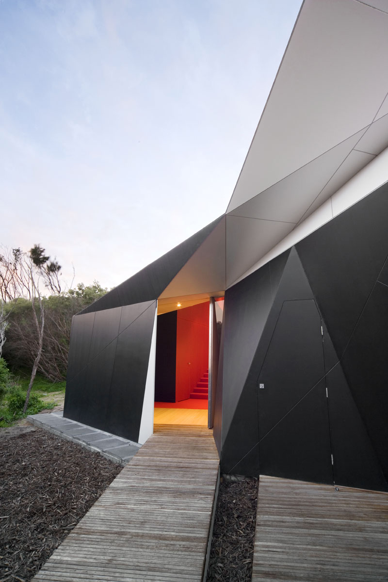 Klein Bottle House en Rye Australia 3