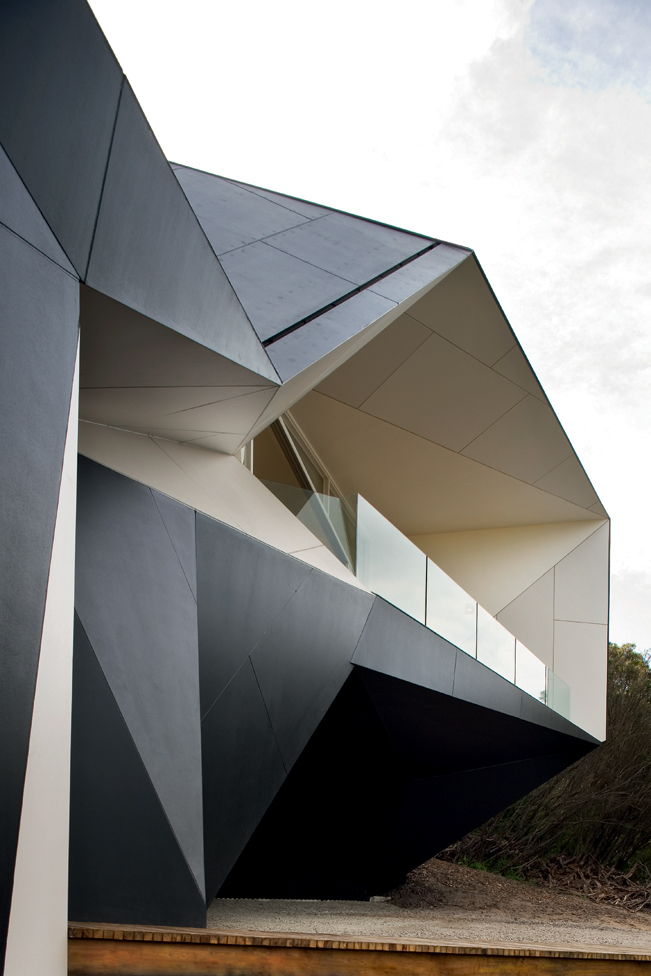Klein Bottle House en Rye Australia 4