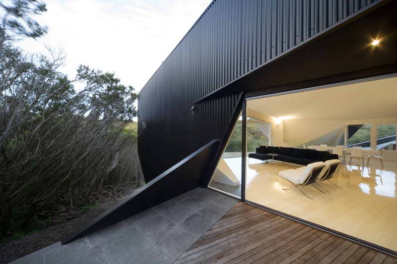 Klein Bottle House en Rye Australia 5