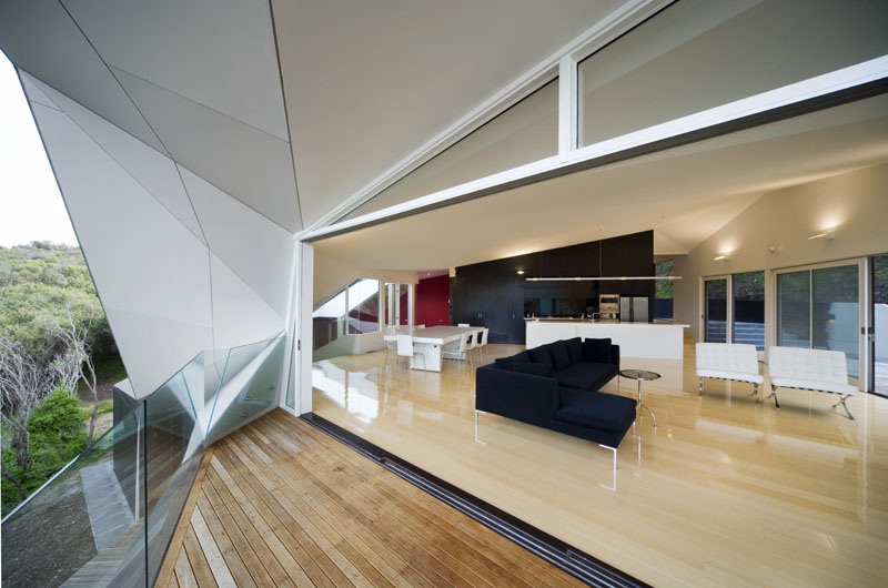 Klein Bottle House en Rye Australia 6