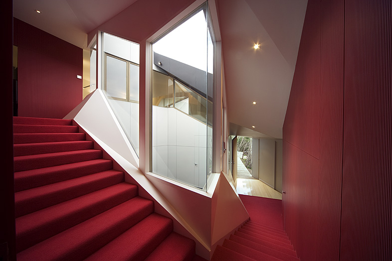 Klein Bottle House en Rye Australia 7