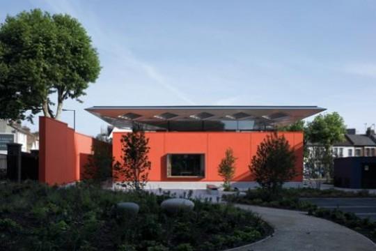 Richard Rogers gana el RIBA Stirling Prize 2009 por el Maggie's Centre