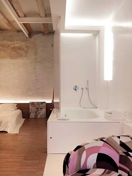 Apartamento del arquitecto gus w stemann en barcelona - Trabajo arquitecto barcelona ...