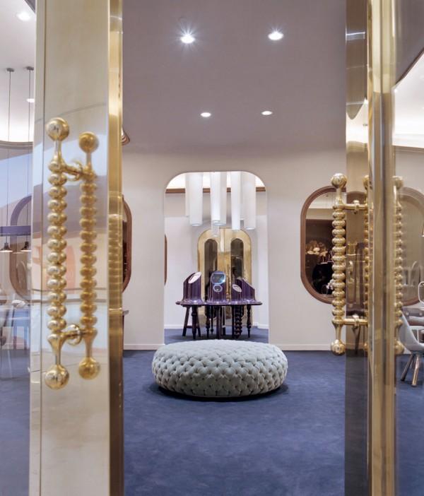 Jaime hay n dise a octium jewelry una joyer a en kuwait for Interior sinonimos