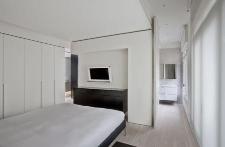 Apartamento en pamplona de carlos pereda y scar p rez - El dormitorio pamplona ...