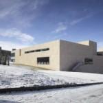 Centro Municipal de Exposicones y Congresos Mangado Ávila  home