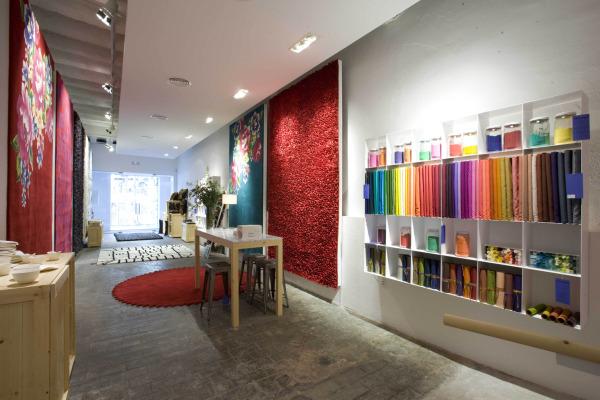 nanimarquina inaugura tienda propia en barcelona