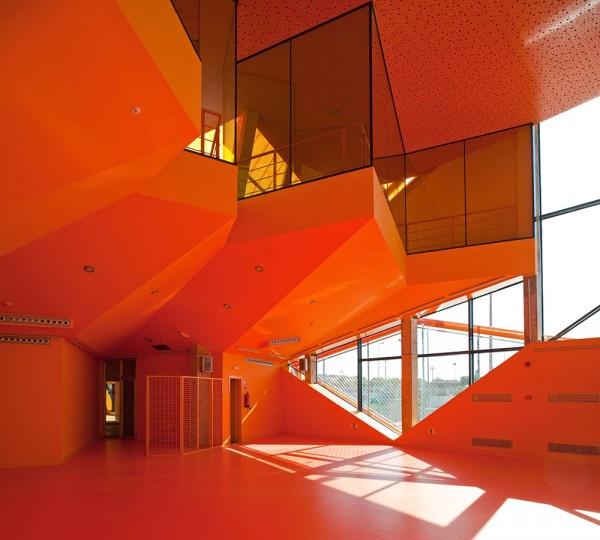 Nueva casa de la juventud en rivas vaciamadrid de mi5 arquitectos - Casas en rivas vaciamadrid ...