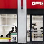 Tienda Camper en Malmo TAF fachada