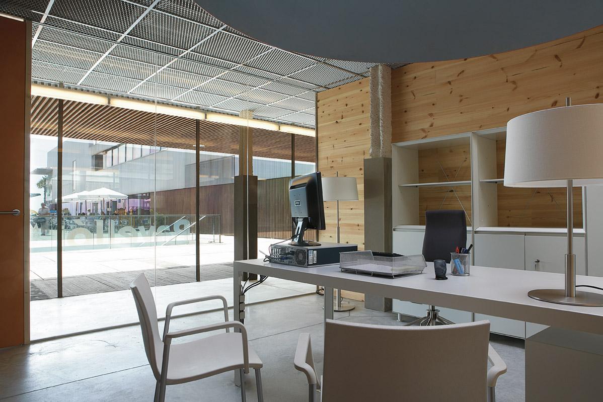 Fundacio pasqual maragall isabel lopez despacho for Despacho arquitectura