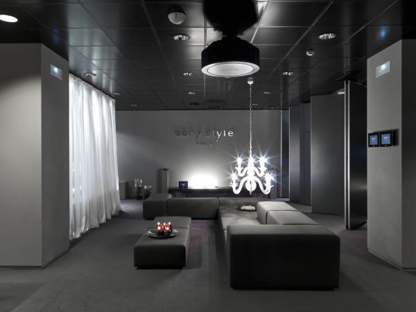 Estudio vil y blanch firma el nuevo espacio sonystyle de madrid - Estudios de interiorismo madrid ...