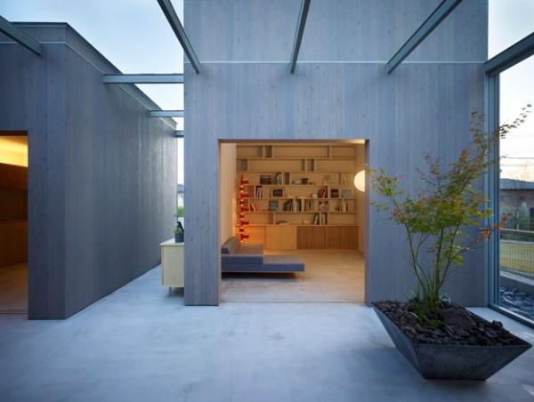 Una casa familiar diseñada por suppose design office como un juego ...