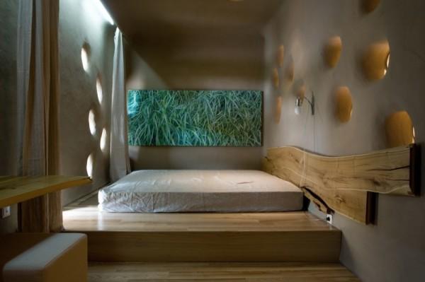 Hotel ecol gico friendhouse en ucrania de ryntovt design for Sustainable hotel design