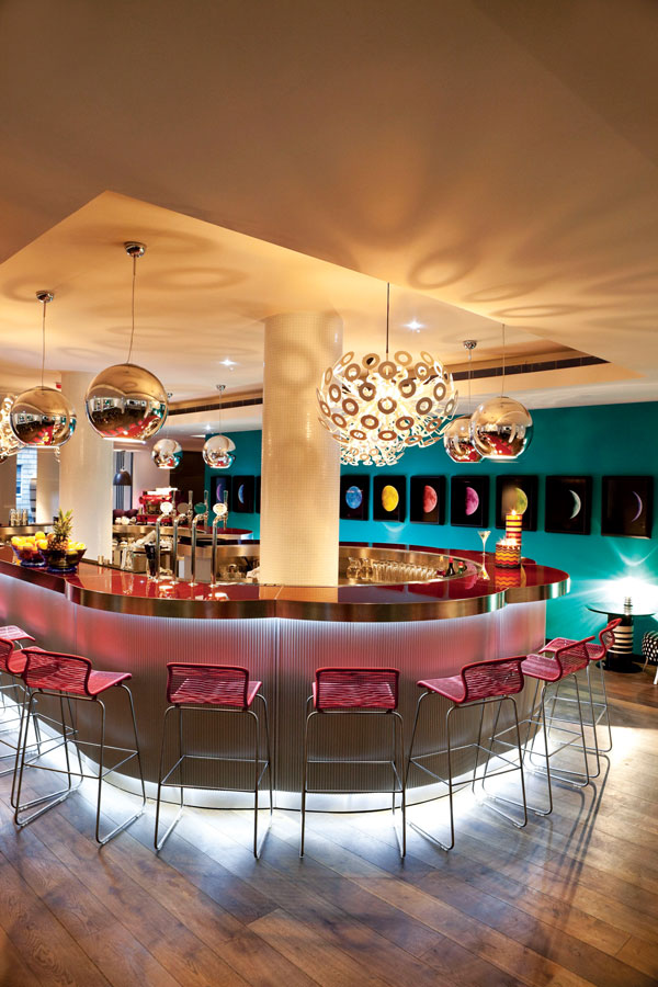 matteo thun dise a el primer hotel missoni en edimburgo. Black Bedroom Furniture Sets. Home Design Ideas
