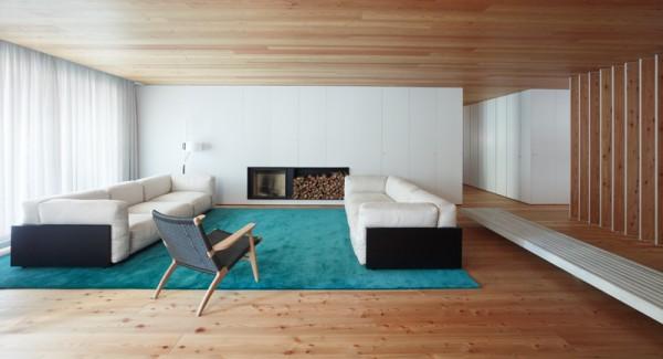 Un piso de inspiraci n n rdica dise o de baas arquitectos - Marcos catalan ...