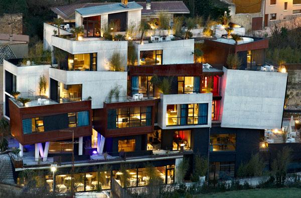 Hotel viura en la rioja alavesa para disfrutar del dise o for Hotel diseno la rioja