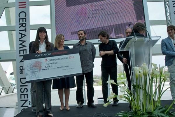 jovenes estudiantes premios porcelanosa diariodesign