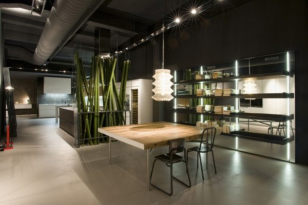 boffi inaugura su primera flagship store en espa a. Black Bedroom Furniture Sets. Home Design Ideas