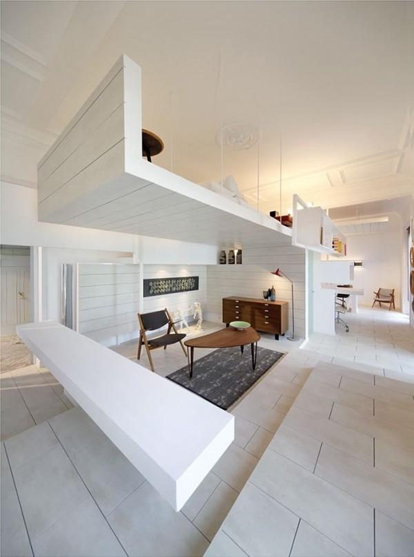 Un Apartamento En Tres Dimensiones De H 233 Ctor Ruiz