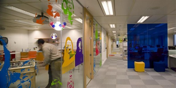 premio iplus para degw por las oficinas google espa a