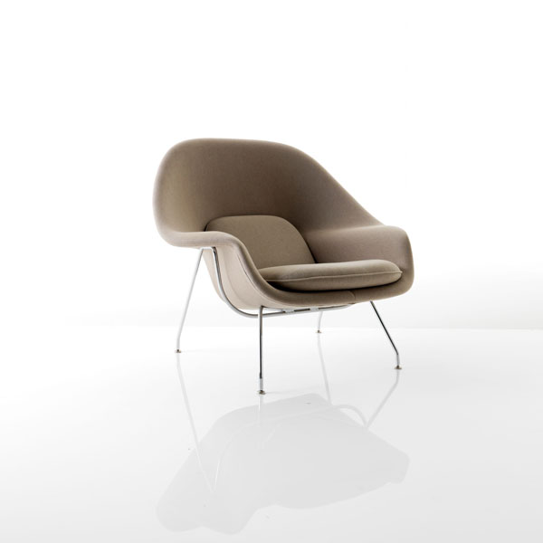 Womb Chair And Ottoman by Eero Saarinen images