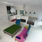 1 Neostudio casa en Polonia interior