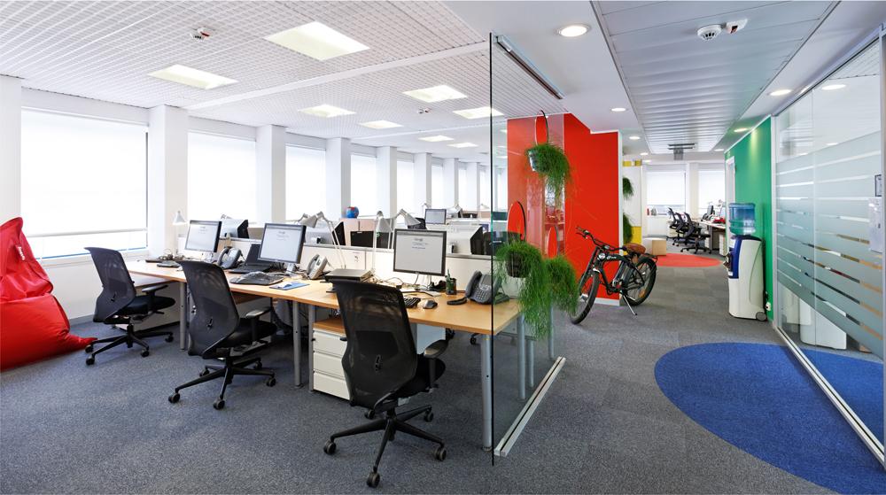Oficinas de google en mil n de los arquitectos albera for Google office zurich design