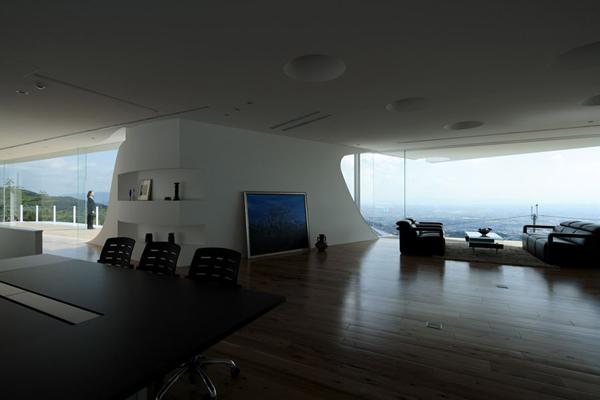 Casa Es La Monta A Un Proyecto En Jap N De Eastern Design Office