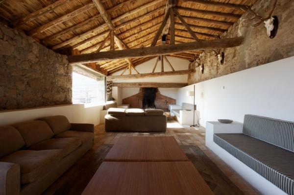 Casa en vila del estudio a cero un tributo contempor neo - Arquitectos en avila ...