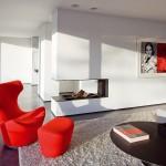 1 Casa minimalista Bruno Erpicum en Bélgica