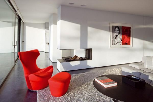 Casa minimalista en b lgica dise ada por el arquitecto for Casa minimalista 6 x 12