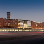 1 Masdar Campus Foster Partners  general