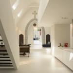 1 Una casa iglesia de Zecc Architecten en Holanda cocina
