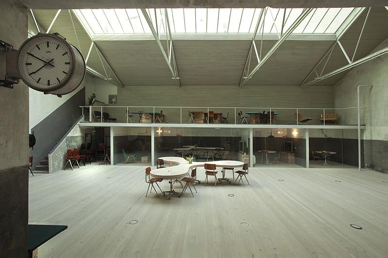 Rehabilitaci n para hub madrid unas nuevas oficinas para for Oficinas envialia madrid
