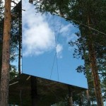 1 TreeHouse Hotel MirrorCube
