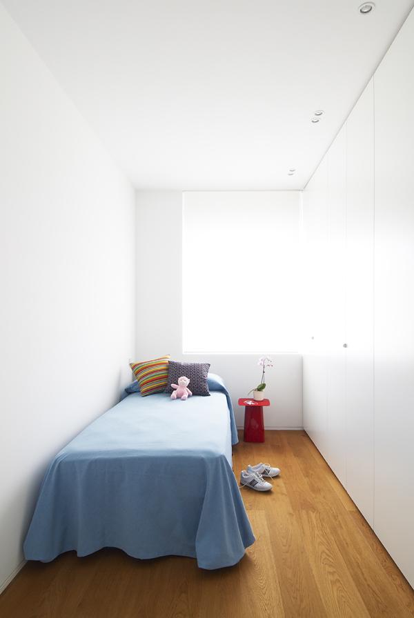 Rehabilitaci n de un piso en pamplona por el arquitecto - El dormitorio pamplona ...