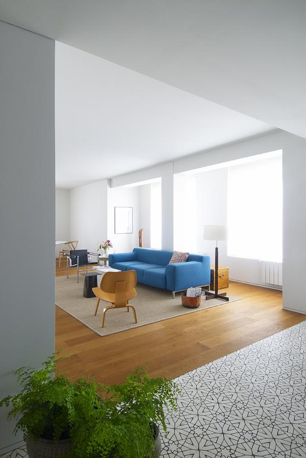 Rehabilitaci n de un piso en pamplona por el arquitecto for Cursos de cocina en pamplona