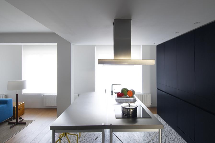 6 apartamento en pamplona cocina 2 - Apartamento en pamplona ...