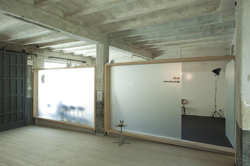 Rehabilitaci n para hub madrid unas nuevas oficinas para for Oficina objetos perdidos madrid