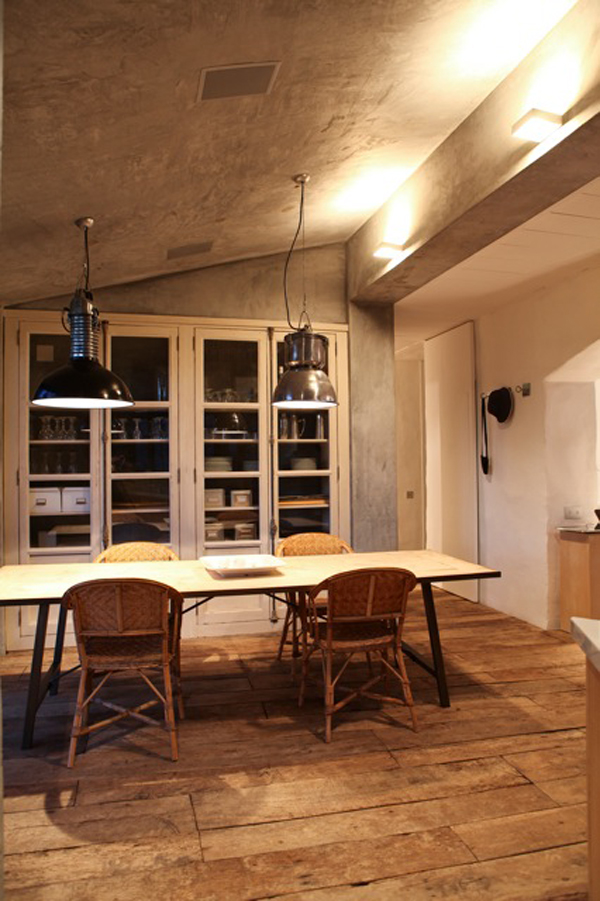 Casa Lurdes Bergada Salero mesa comedor diariodesign