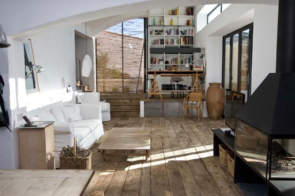 Casa Lurdes Bergada Salero salón diariodesign