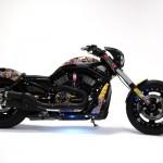 Harley diseñada por Custo