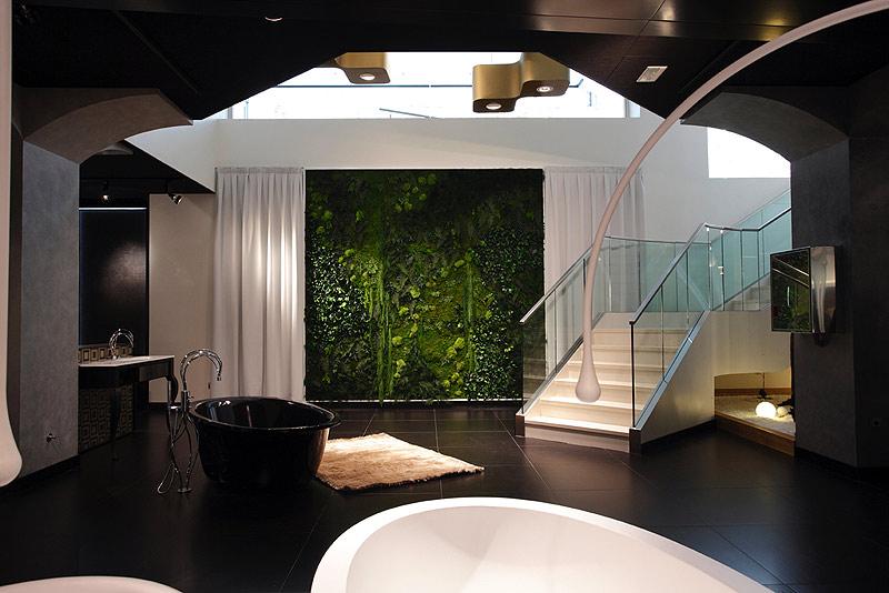 Los jardines verticales de monamour greendesign - Fuentes para interiores ...