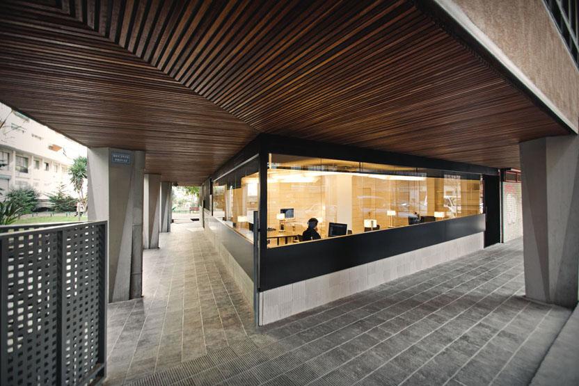 Dom arquitectura dise a su propio estudio en barcelona - Estudio arquitectura barcelona ...