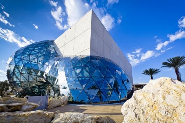1 Museo Dalí en Florida exterior fachada 2 600x399