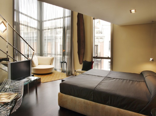 suite hotel urban en madrid diariodesign