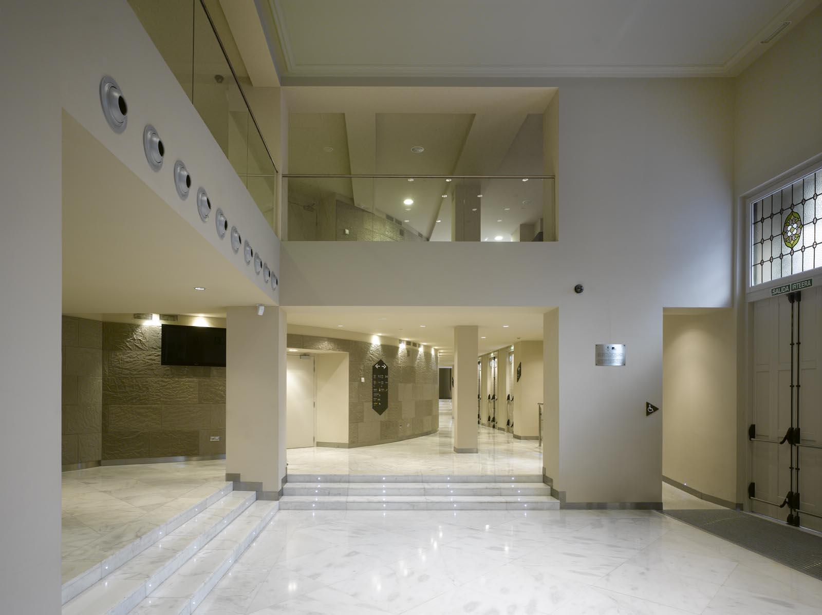 Teatro campos el seos de bilbao de joya modernista a sala - Estudios arquitectura bilbao ...
