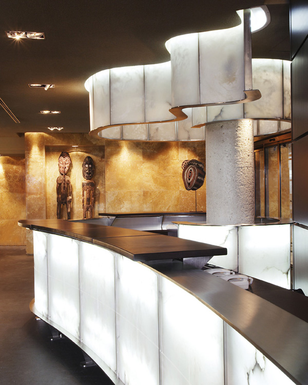 hotel urban madrid diariodesign barra