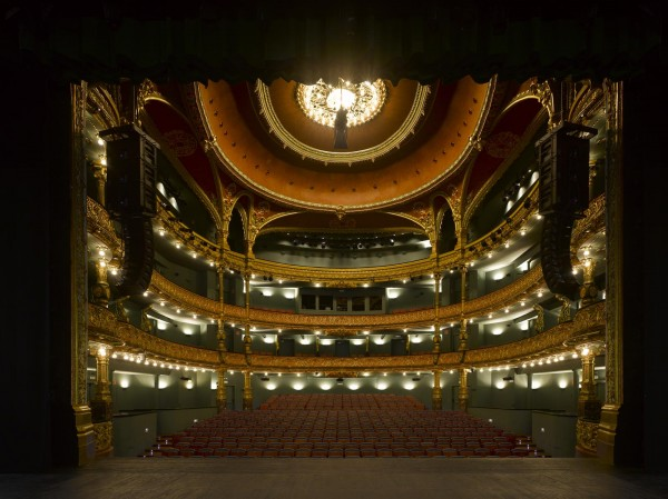 Teatro Campos Elíseos bilbao diariodesing